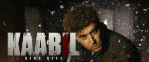Kaabil Hindi Movie Review and Rating 2017